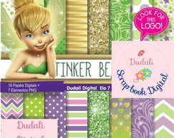 Kit Digital Tinker Bell