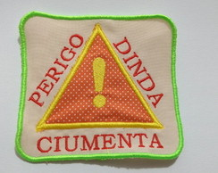 Aplique patch termocolante body - Dinda Ciumenta