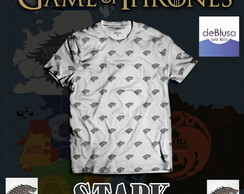 Camiseta Game Of Thrones - Stark GoT camiseta blusa