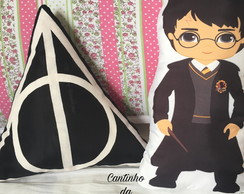 Kit almofadas do Harry Potter