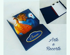 Mini book personalizada luxo
