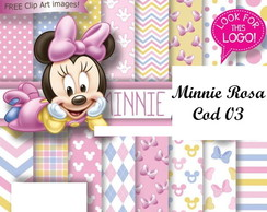 PAPEL DIGITAL MINNIE