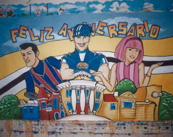 Painel Lazy Town