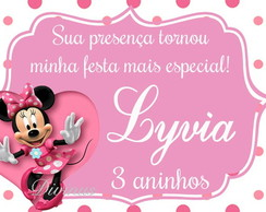 Tags Minnie rosa