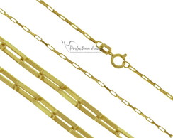 Corrente Cartier 1.2mm ouro 18k, 50cm