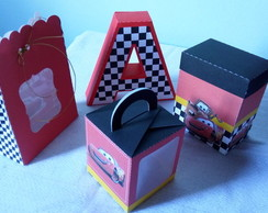 Kit carros disney