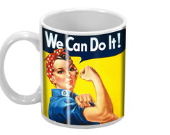 Caneca - We Can Do It !
