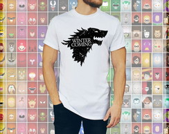 Camiseta Game of Thrones #1
