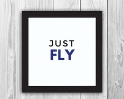 Quadro decorativo Just Fly