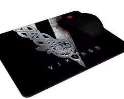 Mouse Pad serie Vikings