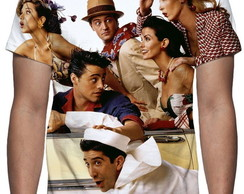 Camiseta Série Friends - Estampa Total