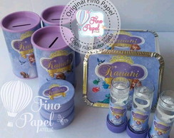 "kit Festa ""Princesa Sofia"""