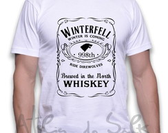 Camiseta Game of Thrones - Winterfell