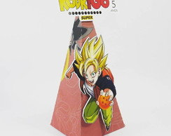 CAIXA CONE DRAGON BALL