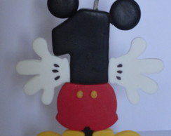 Vela do Mickey em Biscuit
