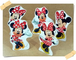 Displays de mesa festa infantil Minnie