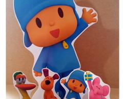 Kit Display Festa Infantil Pocoyo (1)