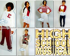 Display de mesa - High School Musical