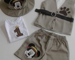 Safari Mickey Baby