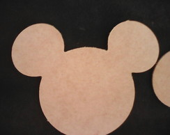 KIT 10 PORTA RETRATO MICKEY OU MINNIE