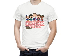 Camisa Stranger Things Snoopy