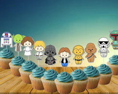 Topper Star Wars cute