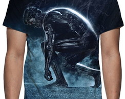 Camiseta O Exterminador do Futuro 5 - Estampa Total