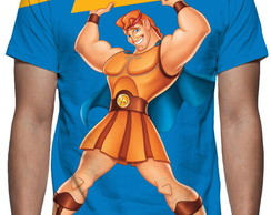 Camiseta Disney Hércules - Estampa Total