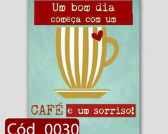 Placa Decorativa Retro/Vintage