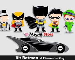 Kit Digital Dc Comics Batman e Robin - 10