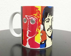 Caneca The Beatle s Rock
