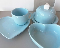 Conjunto Blue cheese