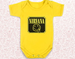Body infantil ROCK NIRVANA