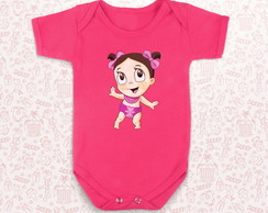 Body infantil POPIS Baby - Turma do Chaves