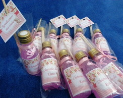 Mini Aromatizador Personalizado 60ML + TAG