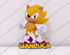 "Display de mesa - SONIC - Miles ""Tail"