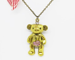 Colar Teddy Gold