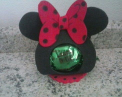PORTA BOMBOM MINNIE MOUSE