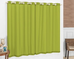 Cortina 2,00x2,50 Blackout - Verde