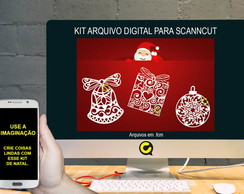 Kit Digital para Scanncut