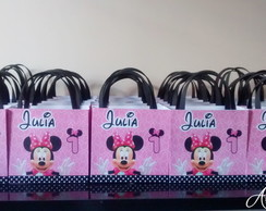 SACOLA SURPRESA MINNIE