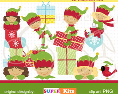 Kit Digital Scrapbook Natal 2