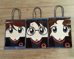 Sacolas personalizadas Harry Potter