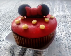 mini Cupcake Personalizados minnie