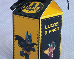 Caixa Milk Lego Batman