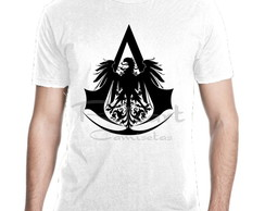 Camiseta Assassin's Creed Jogos Games Mod 06