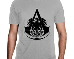 Camiseta Assassin's Creed Jogos Games Mod 06A