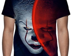 Camiseta It A Coisa Pennywise Face - Estampa Total