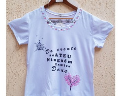T-Shirt - Do Crente ao Ateu