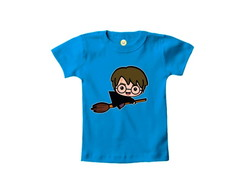 Camiseta INFANTIL Harry Potter Halloween